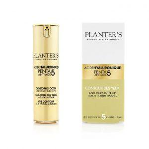 Planter's Soins Anti-Age Penta 5 – Contour des Yeux
