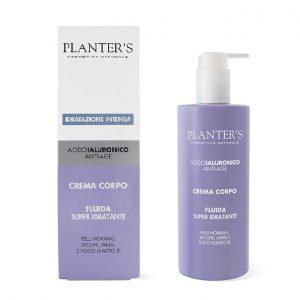Planter's Fluide Super Hydratant Corps