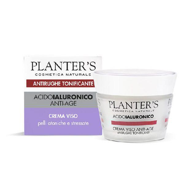 Planter's Crème Visage Anti-Rides Tonifiante