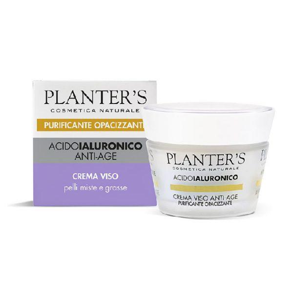 Planter's Crème Visage Purifiante Matifiante