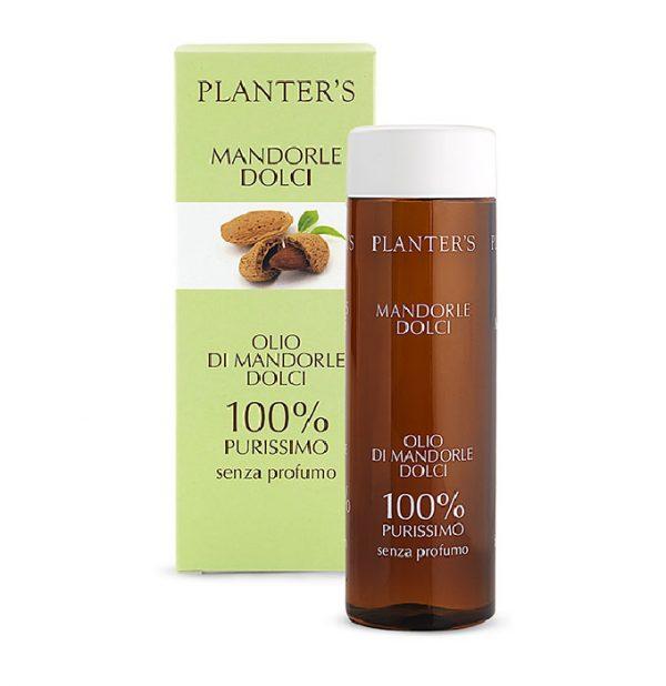 Planter's Huile d'Amande Douce Sans Parfum