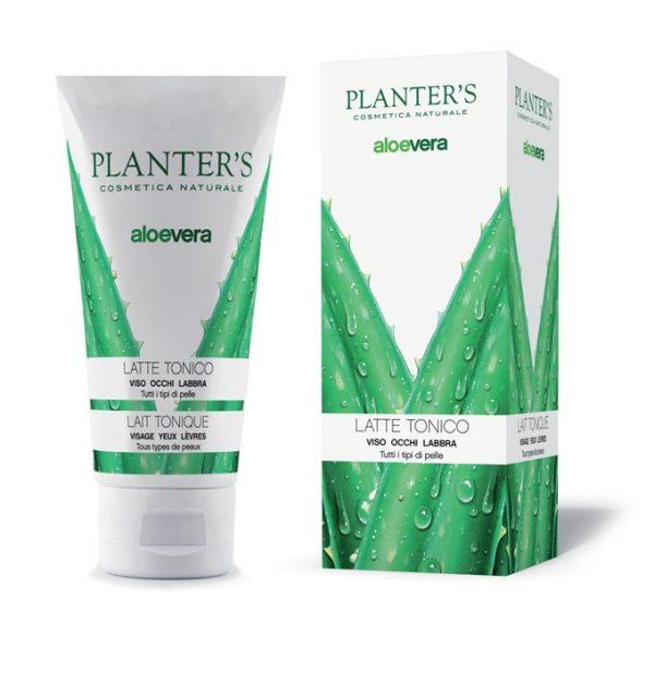 Planters Lait Tonique Visage-Yeux-Lèvres